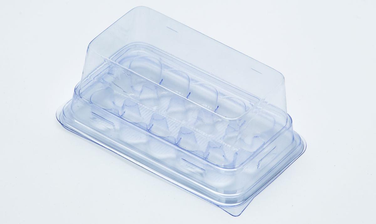 Embalagem desmontada para implante dentário