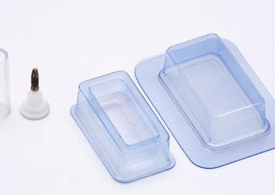 Embalagem dentária de blister