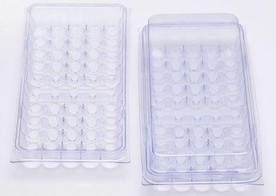 Embalagem para frascos de vacina